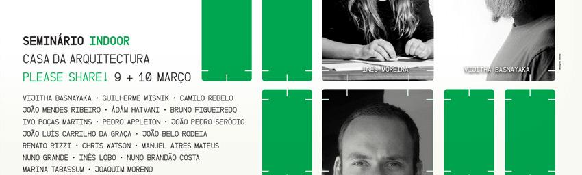 Poder Arquitectura / Seminário INDOOR